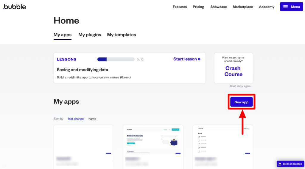 bubble-home-page_new-app